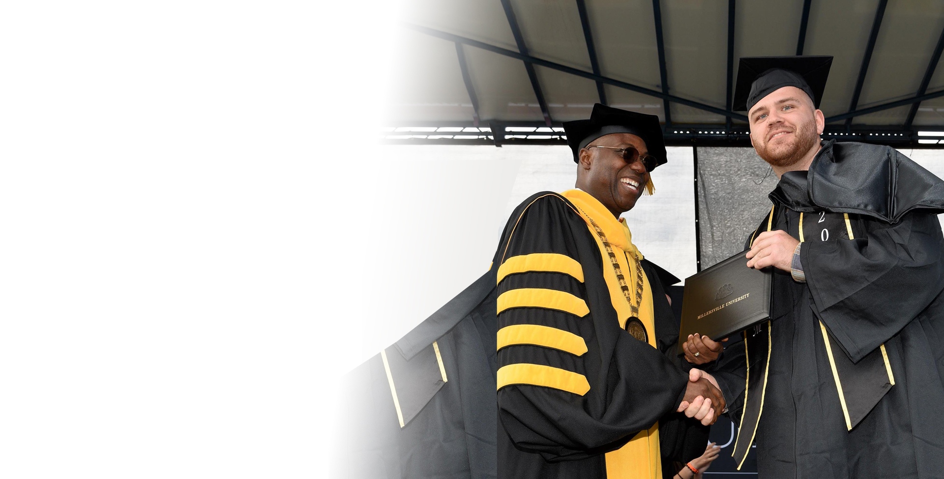 Curtis Graduation Photo